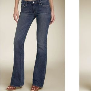 Paige jeans, size 28. Hollywood Hills bootcut